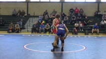 132 Julian Chlebove, Pennsylvania vs Vito Arujau, New York