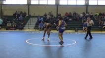 Greg Diakomihalis, New York vs Samuel Alvarez, New Jersey