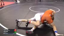 155 Round of 16 - Payton Cron, Republic High School, MO vs Bryan Ford, Coweta, OK