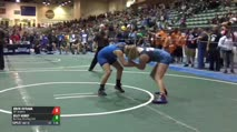 142 Finals - Jerzie Estrada, SOT Academy vs Kiley Hubby, Bad Draw Wrestling Club