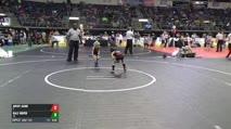 46 Consi-Semis - Avery Jaime, Il vs Kale Hofer, Sd