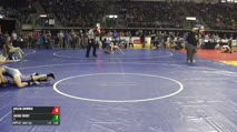 98 Quarter-Finals - Collin Downen, Il vs Jacob Frost, La