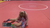 80 Consi of 8 #1 - Vinny Mayberry, Ia vs Bryce Gatlin, Mo