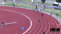 Men's 4x100m Relay, Heat 2 - Hinds CC breaks stadium record