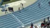 Boy's 110m Hurdles 2A, Heat 1