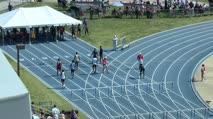 Boy's 110m Hurdles 4A, Heat 1