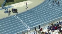 Boy's 110m Hurdles 4A, Heat 2