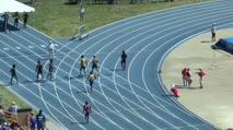 Boy's 100m 4A, Heat 1