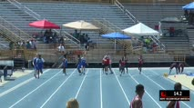 Boy's 4x100m Relay 4A (Unified), Final