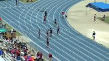 Girl's 100m 4A, Final
