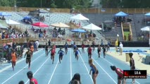 Girl's 4x100m Relay 2A, Heat 2
