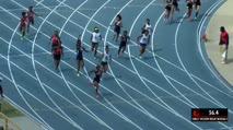 Girl's 4x100m Relay 4A, Heat 2