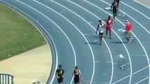 Boy's 4x100m Relay 4A, Heat 2