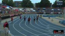 Girl's 400m 2A, Heat 1