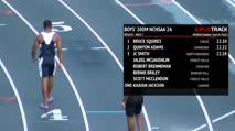 Boy's 200m 2A, Heat 2