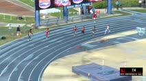 Boy's 200m 4A, Heat 2