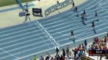 Girl's 100m 1A, Heat 1