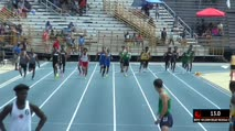 Boy's 4x100m Relay 3A, Heat 2