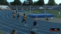 Boy's 4x400m Relay 1A, Heat 2