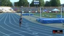 Girl's 4x400m Relay 3A, Heat 1