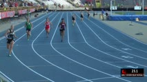 Girl's 4x400m Relay 3A, Heat 2