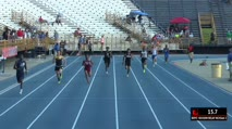 Boy's 4x400m Relay 3A, Heat 1