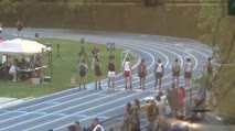 High School Boy's 1600m, Final