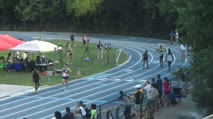 Pro Men's 800m, Heat 1 - Russell Dinkins Runs 1:46