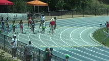 Middle School Girl's 100m, Final (9-10 yr)