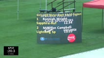 Middle School Girl's 100m, Final (11-12 yr)