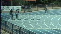 High School Boy's 100m, Final (Freshman)