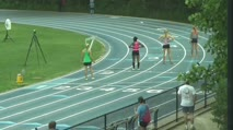 High School Girl's 800m, Heat 1