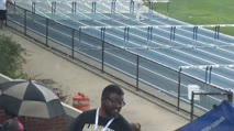 High School Boy's 110m Hurdles, Final