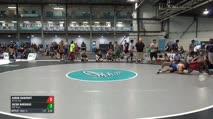 145 RR Rnd 3 - Aaron Bancroft, NCUSA Red vs Jacob Mariakas, CMP Black