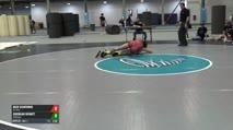 160 RR Rnd 2 - Nick Giantonio, VA Elite vs Jeremiah Mynatt, Wolfpack