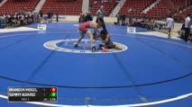 113 LBS A-32 - Brandon Mogul vs Sammy Alvarez, BIT