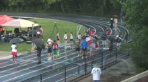 High School Girl's 3200m, Final