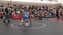 60kg FINALS - Alexandria Liles, Best Trained vs Macey Kilty, Team Wisconsin