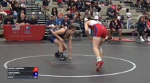 48kg FINALS - McKayla Campbell, Ohio National Team vs Kateri Rowell, Choker WC