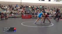 67kg FINALS - Alexandria Glaude, McKendree Bearcat WC vs Jayden Laurent, Team Wisconsin