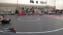 67kg FINALS - Jayden Laurent, Team Wisconsin vs Alexandria Glaude, McKendree Bearcat
