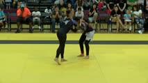 Jasmine Rocha vs Jepha Moii Grappling Pro Championships Open