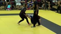 Sonia Muller vs Jesse Stemple Grappling Pro Championships Open