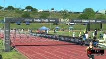 Boy's 110m Hurdles Prep, Heat 2