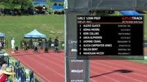 Girl's 100m Prep, Heat 8