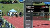 Boy's 100m Prep, Heat 1