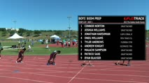 Boy's 800m Prep, Heat 2