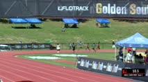 Girl's 200m Prep, Round 1 Heat 2