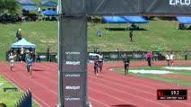 Girl's 200m Prep, Round 1 Heat 3