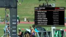 Girl's 200m Prep, Heat 4
